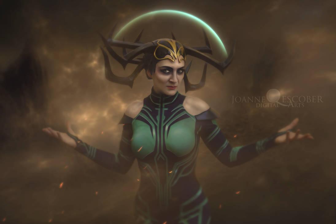 One Hela-va Woman!