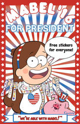 Mabel Pines for President