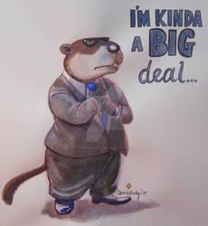 Big Deal Groundhog