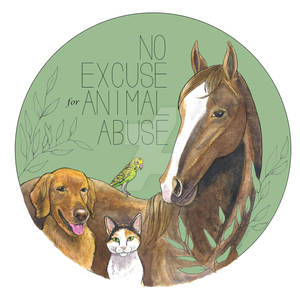 No Excuse for Animal Abuse