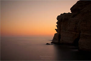 Cretan Sunset by PixelBalance