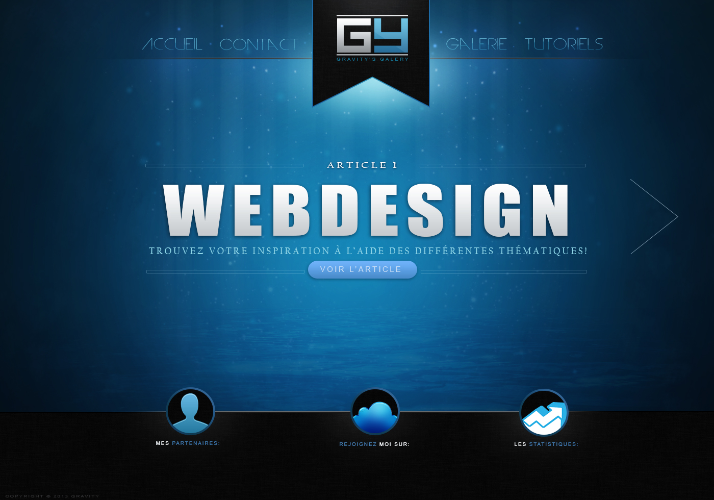 blue webdesign by obscuriastudio watch designs interfaces web