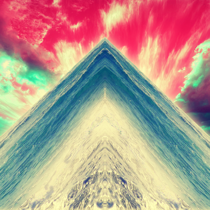 Water Pyramid by nTH2012