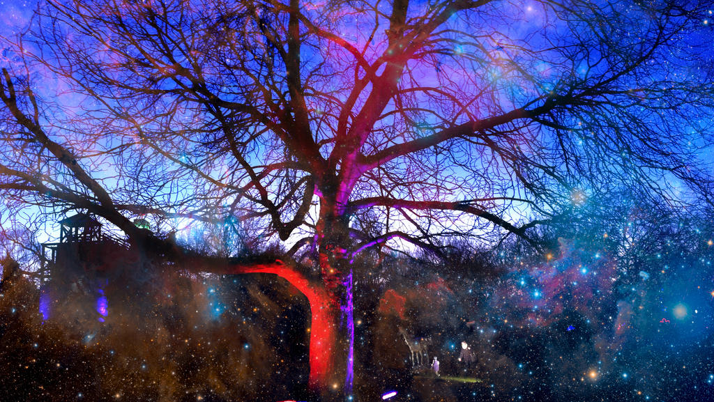 Tree of the Universe by nTH2012