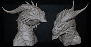 Dragon Speed Sculpt by Fch3ck