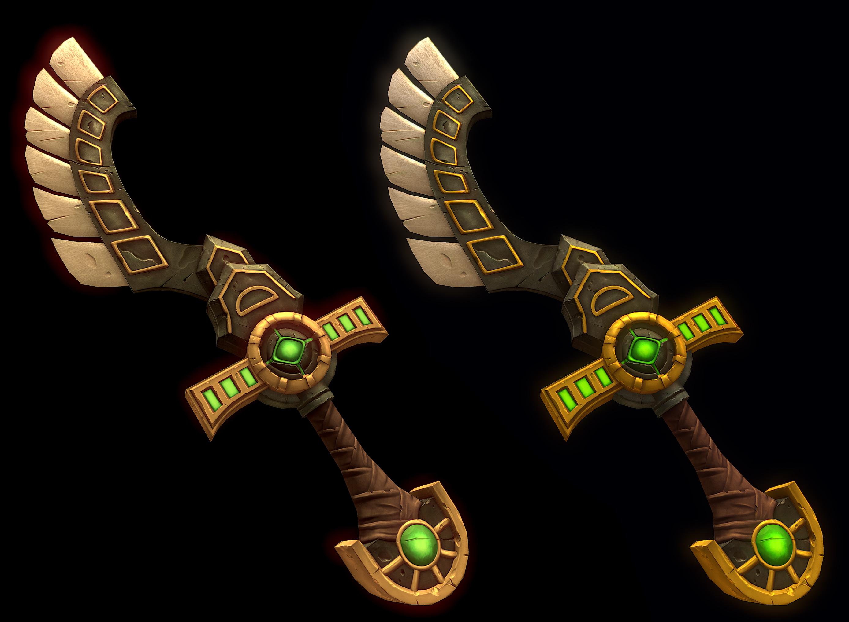 Allods Dagger by Fch3ck