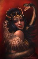 Lilith by DonatellaDrago