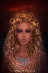 HELEN OF TROY by DonatellaDrago