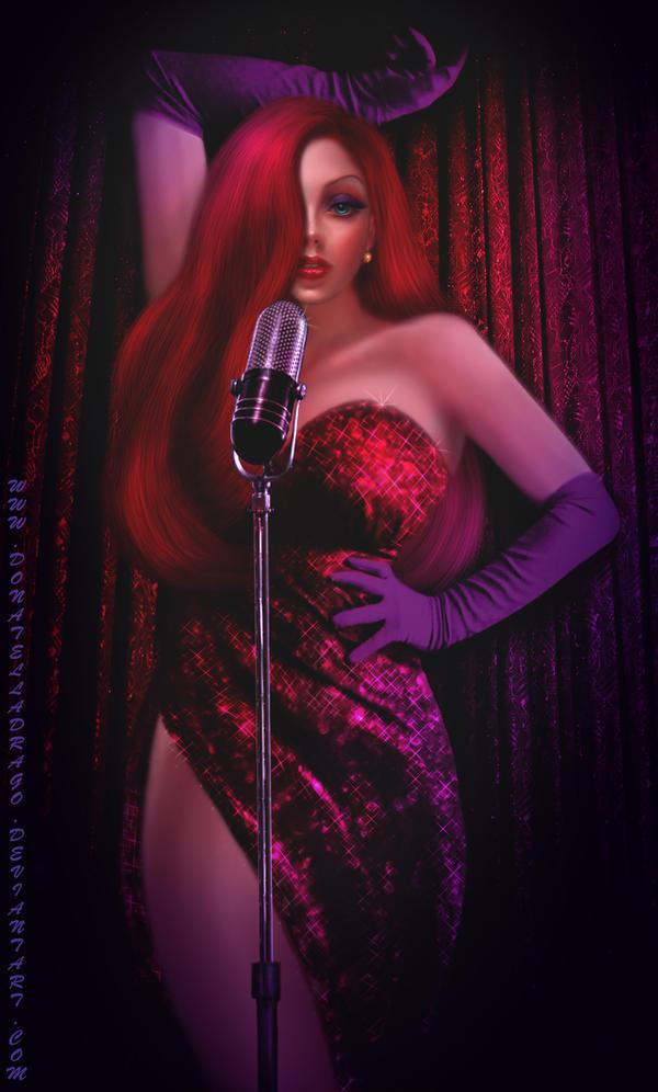 Jessica Rabbit by DonatellaDrago on DeviantArt