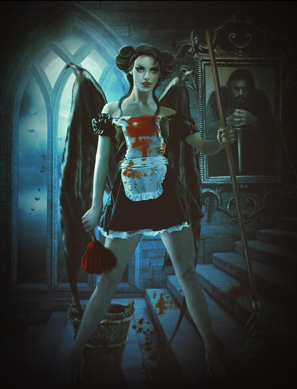Dracula by DonatellaDrago
