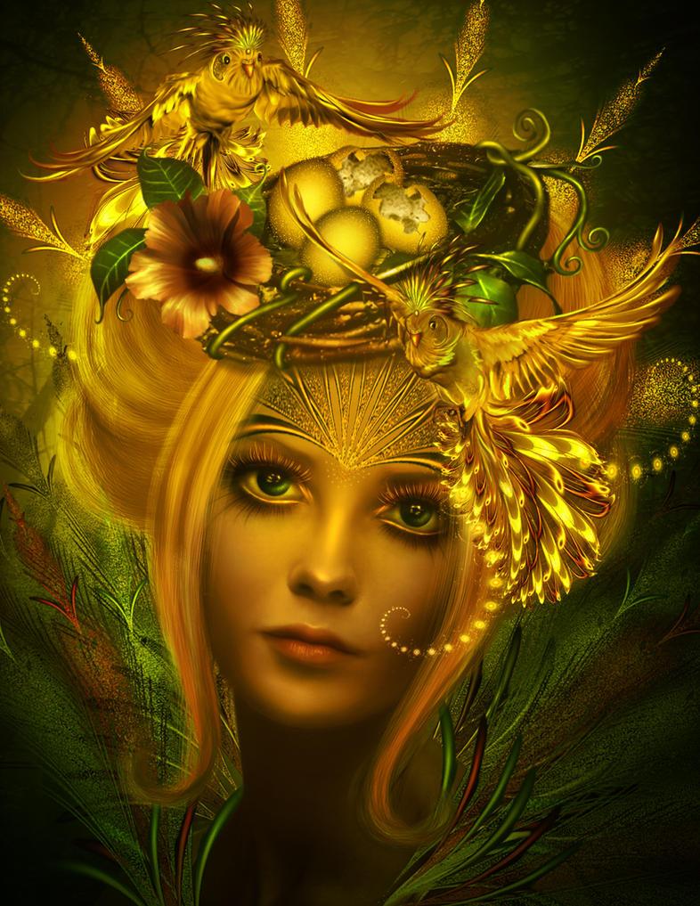 phoenix queen by donatelladrago d3cnawo - Masals� PrensesLer ~