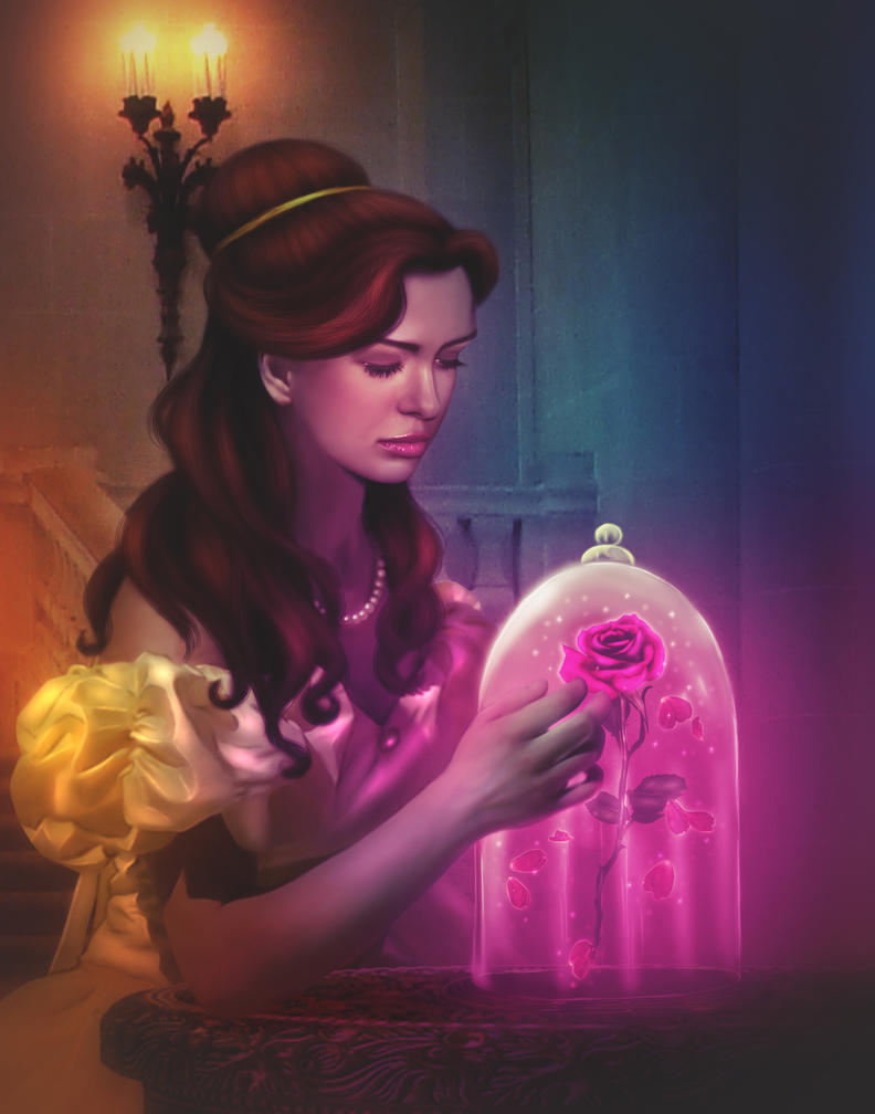 BELLE by DonatellaDrago on DeviantArt