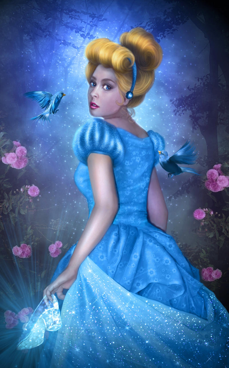 Cinderella by DonatellaDrago