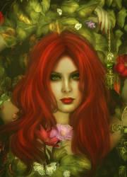 Poison Ivy by DonatellaDrago