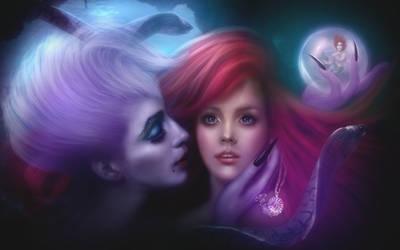 Ariel Voice by DonatellaDrago