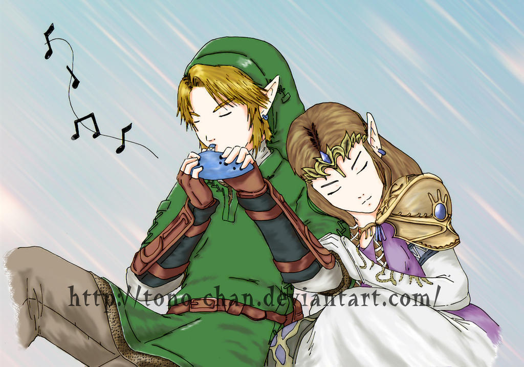Zelda's Lullaby by Tono-chan