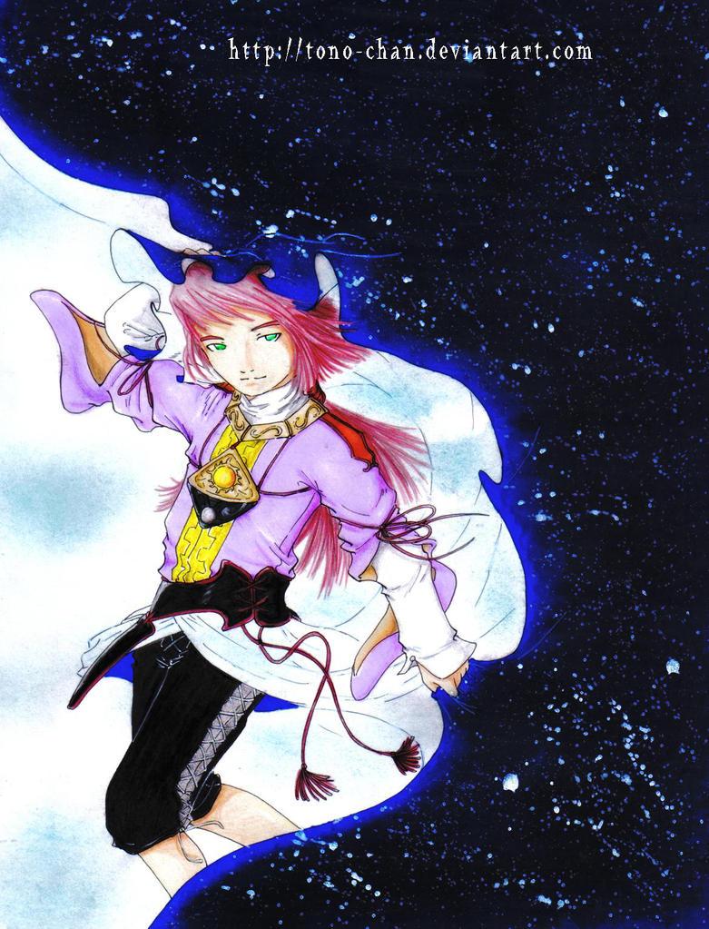 Manto Estelar by Tono-chan