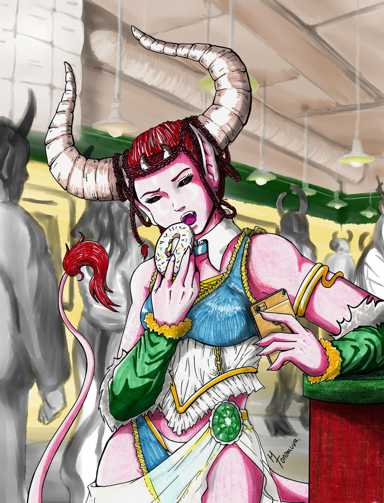 Satanashia by Tono-chan