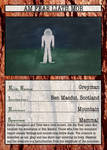 Cryptid Quest Card: Am Fear Liath Mor