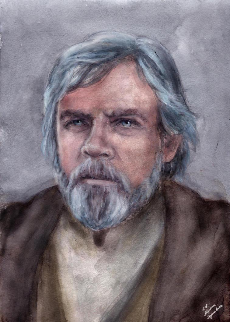 Luke. by AlyonaSkywalker