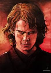 Anakin Sith by Artist-AlyonaKopnina