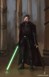 Grand Master Jedi - Luke Skywalker