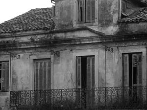 Haunted house possibly