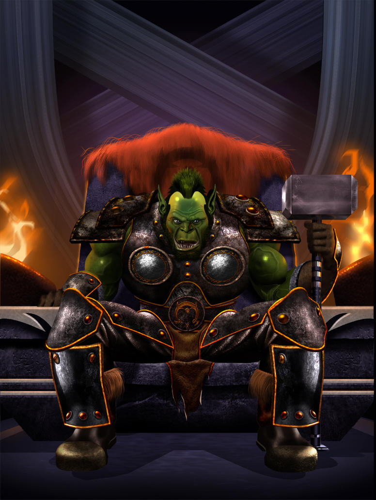 warcraft thrall wow - photo #19