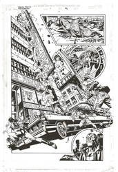 Spider-Man vs Punisher pg by LOPEZMICHAEL
