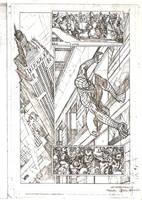 Spider Man vs. Punisher pg 15 by LOPEZMICHAEL