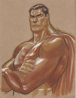 Superman by LOPEZMICHAEL