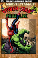 Spidey and Hulk colors by LOPEZMICHAEL