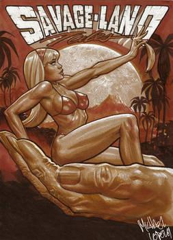 Gwen Stacy by Michael Lopez