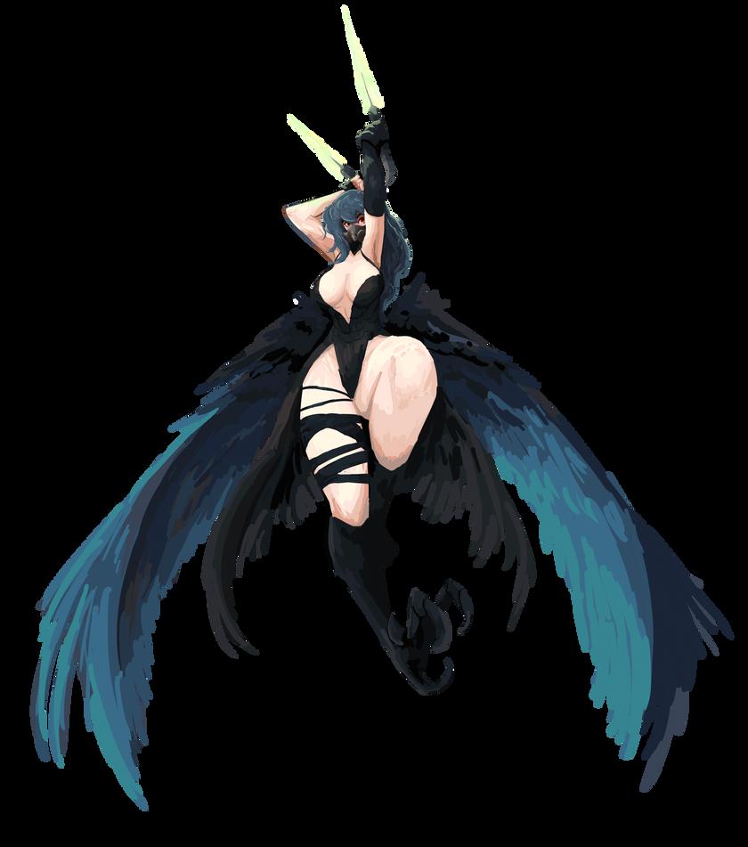 Talon by AbyssOkami