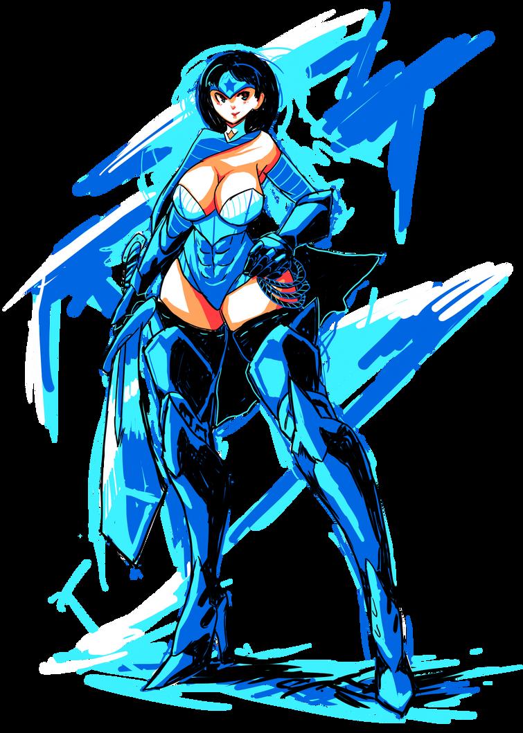 Wonder Woman by AbyssOkami