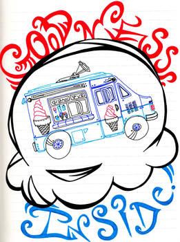 NYC Ice Cream Truck