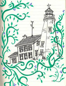 Charlotte Genesee Lighthouse