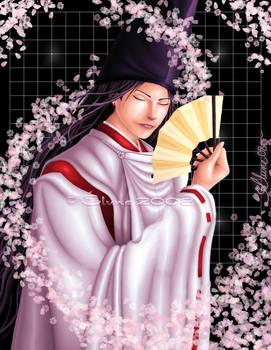Fujiwara no Sai - Spirit of Go