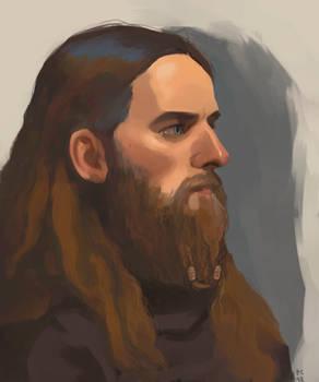 Life Study - Portrait 23