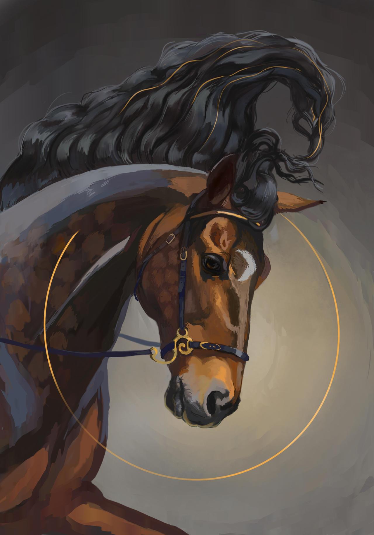 Golden Boy by PonyCool42