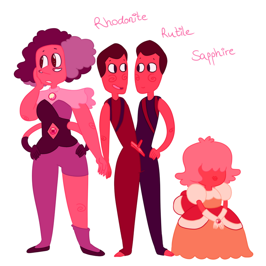 off color gems steven universe by larassweets - Off Color Cartoons