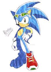 Sonic the Hedgehog (Sonic Riders)