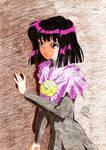 Hotaru Tomoe by Miszcz90