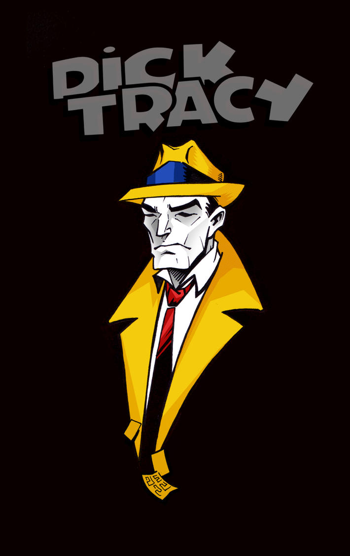 Dick Tracy Art 103