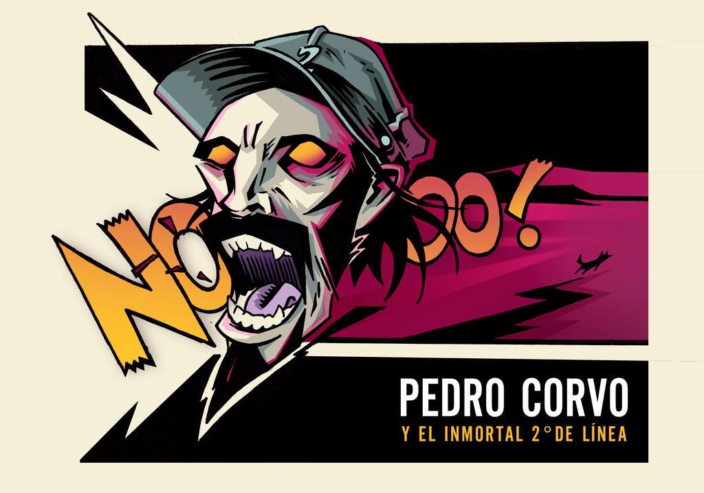 Pedro Corvo 2 by lordnecro