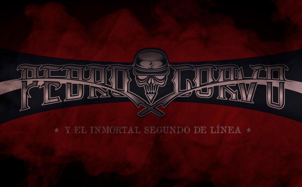 logo pedro corvo by lordnecro