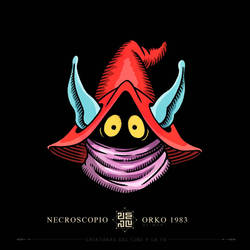 Orko He Man by lordnecro