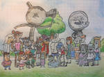 25 Year Park Reunion - Regular Show