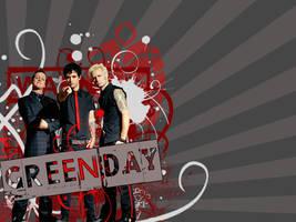 Green Day Wallpaper - Testing by Shi-Cake