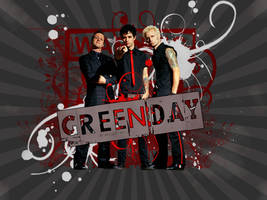 Green Day by Shi-Cake